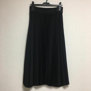 ハイク(HYKE)のhyke 完売品 プリーツスカート(ひざ丈スカート)