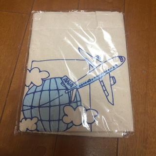 エーエヌエー(ゼンニッポンクウユ)(ANA(全日本空輸))のANAのエコバッグ(エコバッグ)