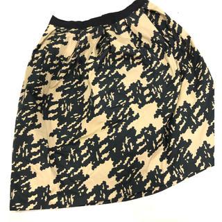 美品♡インポートスカート(ひざ丈スカート)
