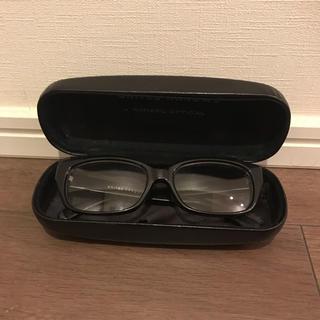 ユナイテッドアローズ(UNITED ARROWS)のユナイテッドアローズ 黒縁 メガネ サングラス(サングラス/メガネ)