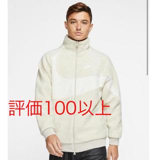 ナイキ(NIKE)の【新品】Nike big swoosh boa jacket  Full zip(ブルゾン)
