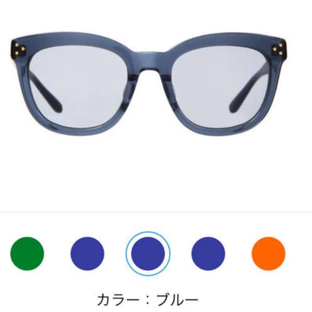 Zoff(ゾフ)のzoff  WINDANDSEA  サングラス メンズのファッション小物(サングラス/メガネ)の商品写真
