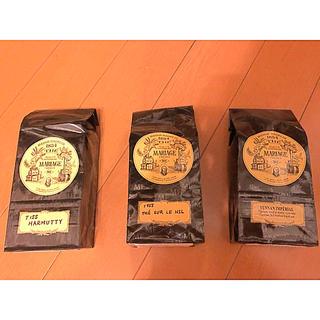 ディーンアンドデルーカ(DEAN & DELUCA)のマリアージュフレール フランス最高級紅茶と緑茶3個セット②水出しOKアイスティー(茶)
