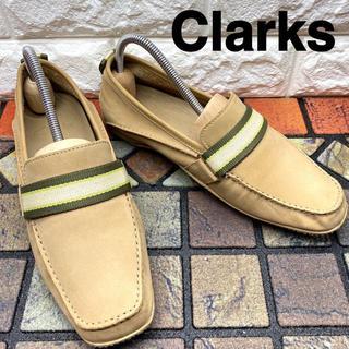 Clarks - Clarks クラークス ドライビングシューズ スリッポン