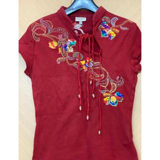 カレンミレン(Karen Millen)のカレンミレン トップス(Tシャツ(半袖/袖なし))