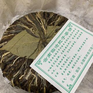 秀林 把子茶 生茶 2014 プーアル茶 普洱茶 (茶)