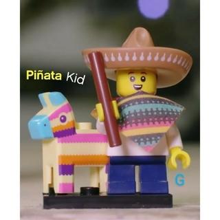 レゴ(Lego)のsoel様専用 レゴ  ピニャータを持った子供(積み木/ブロック)