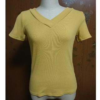 イング(INGNI)のVネックTシャツ(Tシャツ/カットソー(半袖/袖なし))