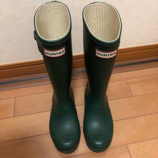 ハンター(HUNTER)のHUNTER キッズ レインブーツ 長靴 21cm(長靴/レインシューズ)