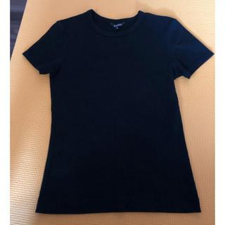 エムプルミエ(M-premier)のM-premier Tシャツ ブラック(Tシャツ(半袖/袖なし))
