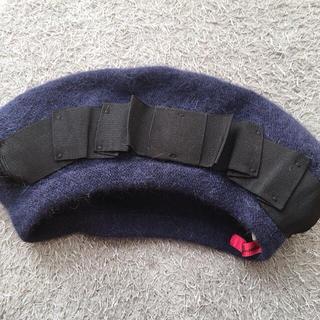 アイズビットガーディアン(ISBIT GUARDIAN)のベレー帽(ハンチング/ベレー帽)