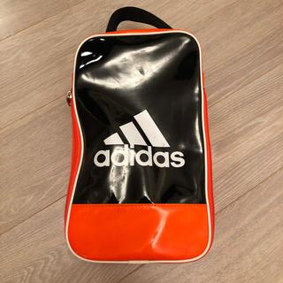 アディダス(adidas)のアディダス シューズバッグ(シューズバッグ)