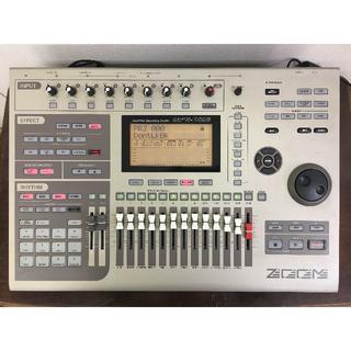 ズーム(Zoom)のZOOM MRS-1608CD マルチトラックレコーダー 8CHマイクプリ搭載(MTR)