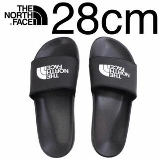 ザノースフェイス(THE NORTH FACE)の■the north face■ ノースフェイス ロゴ ビーチサンダル 28cm(サンダル)