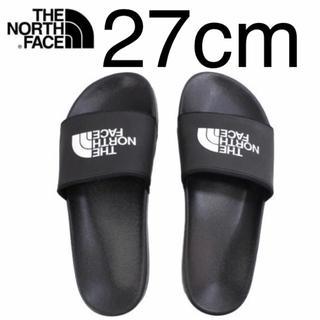 ザノースフェイス(THE NORTH FACE)の■the north face■ ノースフェイス ロゴサンダル 27cm(サンダル)