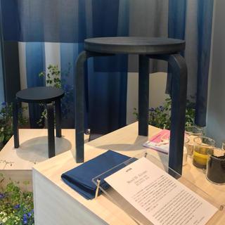 アクタス(ACTUS)のアルテック スツール60 藍染 日本限定100脚(スツール)
