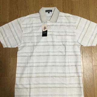 シマムラ(しまむら)の新品未使用タグ付き 紳士服 ポロシャツ サイズM(ポロシャツ)