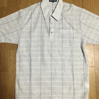 シマムラ(しまむら)の新品未使用 紳士服 半袖ポロシャツ サイズM(ポロシャツ)