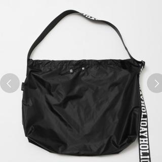ホリデイ(holiday)のHOLIDAY PACKABLE BAG パッカブルホリデイバッグ(ショルダーバッグ)