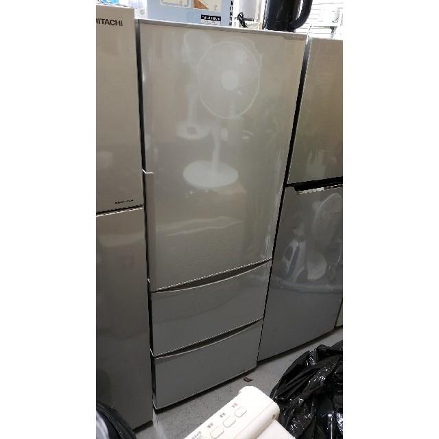 SHARP(シャープ)の【3ドア冷蔵庫】セカンドの買い貯めにも♪お安くご提供してます! スマホ/家電/カメラの生活家電(冷蔵庫)の商品写真