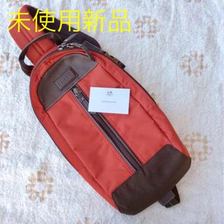 コーチ(COACH)の新品同様/定価¥43,200コーチF70692ボディバッグメッセンジャーバッグ(メッセンジャーバッグ)