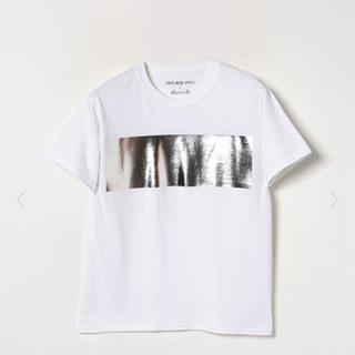 アナイ(ANAYI)の専用♡allureville アルアバイル FOIL BORDER Tシャツ(Tシャツ(半袖/袖なし))