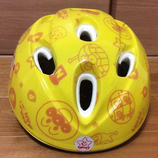 アンパンマン(アンパンマン)のアンパンマン 幼児用自転車ヘルメット 2〜5歳用(自転車)