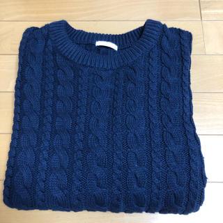 GU ニット セーター