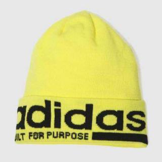 アディダス(adidas)のadidas originals ビーニー ニット帽(ニット帽/ビーニー)