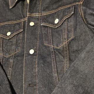 ユニクロ(UNIQLO)の濃紺 オールド ユニクロ ジージャン(Gジャン/デニムジャケット)
