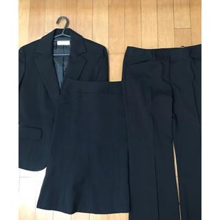 エニィスィス(anySiS)のanysis スーツ3点セット ブラック(スーツ)
