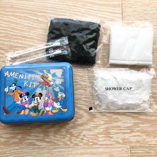 ディズニー(Disney)の【新品未使用】アンバサダーホテルアメニティーキット(その他)