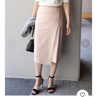 ノーブル(Noble)の【専用】ノーブル ♡ ダブルクロスラップスカート(ひざ丈スカート)