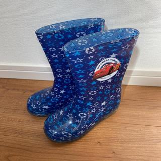 ディズニー(Disney)のカーズ 長靴 19cm(長靴/レインシューズ)