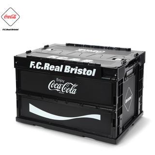 エフシーアールビー(F.C.R.B.)の新品未使用 F.C.R.B. Coca-Cola コンテナ 黒2個セット(その他)