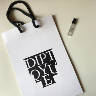 ディプティック(diptyque)のディプティック 袋(ショップ袋)