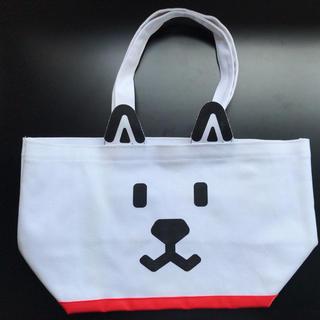 ソフトバンク(Softbank)のお父さん犬 トートバック(エコバッグ)
