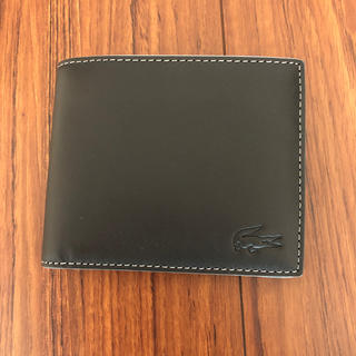 ラコステ(LACOSTE)のビオラ様専用 新品未使用 LACOSTE メンズ 二つ折り財布(折り財布)