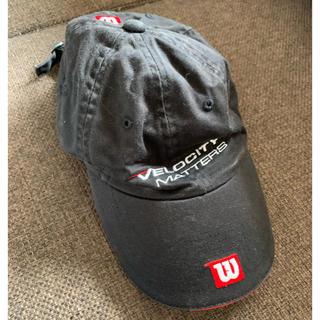 ウィルソン(wilson)のウィルソン キャップ帽子(キャップ)