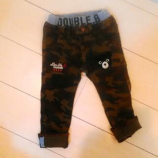 ダブルビー(DOUBLE.B)のダブルB カモフラ 迷彩 パンツ ズボン(パンツ/スパッツ)