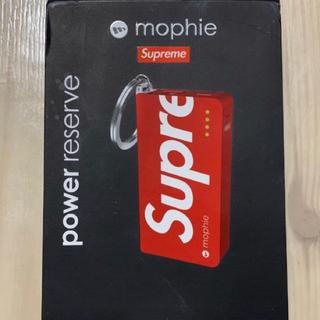 シュプリーム(Supreme)のsupremeモバイルバッテリー(バッテリー/充電器)