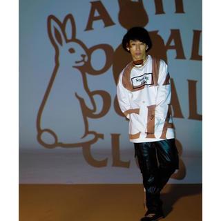 アンチ(ANTI)のFR2×ANTI SOCIAL SOCIAL CLUB  スウェットトレーナー (Tシャツ/カットソー(半袖/袖なし))