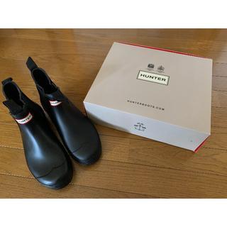 ハンター(HUNTER)のハンター メンズ サイドゴアブーツ(長靴/レインシューズ)