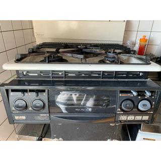リンナイ(Rinnai)のリンナイ 3口ビルトインガスコンロ(調理機器)