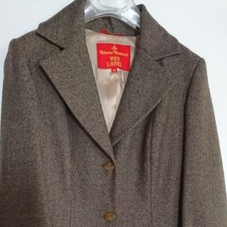 ヴィヴィアンウエストウッド(Vivienne Westwood)の美品ヴィヴィアンウエストウッド スーツ・スカート上下(スーツ)