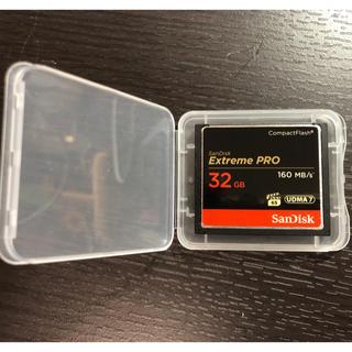SanDisk - CFカード 32GB