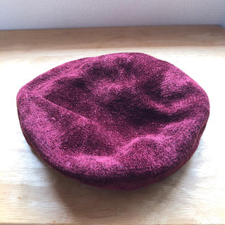 ニコアンド(niko and...)のベレー帽(ハンチング/ベレー帽)