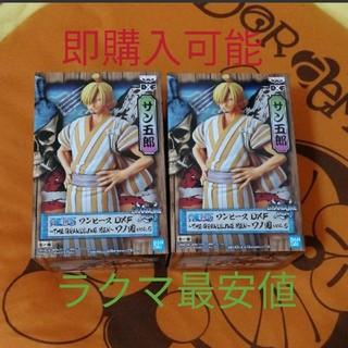バンプレスト(BANPRESTO)のワンピース サン五郎 フィギュア 2体セット(アニメ/ゲーム)