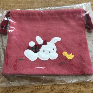 ファミリア(familiar)のファミリア★新品コップ袋(ランチボックス巾着)