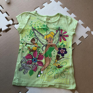 ティンカーベル(TINKERBELL)の最終お値下げディズニー ティンカーベルTシャツ4T(Tシャツ/カットソー)